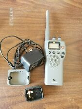 RAYTHEON RAY 100 WATERPROOF VHF MARINE RADIO W/ CHARGER Parts No Battery