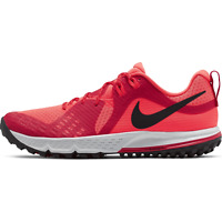 nike air Zoom wildhorse 5 men's trail running shoes Size 9.5 AQ2222-600 crimson