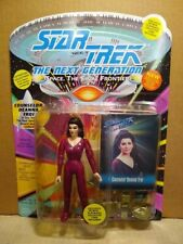Star Trek The Next Generation Councilor Deanna Troi Action Figure Brand New