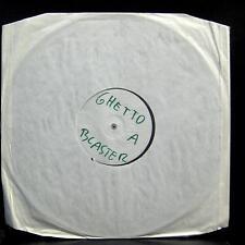 "Ghetto Blaster - People 12"" Mint- FM108 Acid Jazz France Vinyl 2001 Record Promo"
