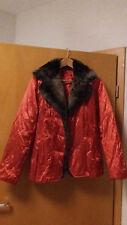 Damen Jacke PBrial Gr.38/40 ( T2) Farbe rot.