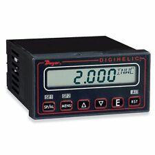 Digital Panel Meter, Pressure (DWYER DH-006)