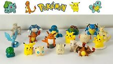 24 pz action figure personaggi POKEMON TOMY originali 2 cm