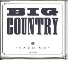 big country - save me  cd single