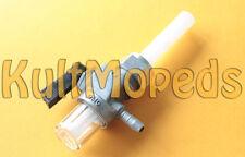 OMG Benzinhahn pas. f. Simson S51 S50 S53 S70 S83 Star 6mm Kraftstoffhahn Filter