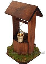 Brunnen beleuchtet 3,5V Krippenzubehör Krippe Krippenbeleuchtung, Kahlert 40659