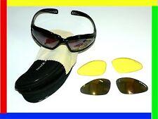"""lunettes a verres interchangeables moto """"noze-bikers"""""""