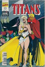 BD--TITANS N° 196--STAN LEE--SEMIC / MAI 1995