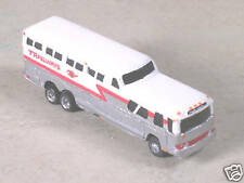 N Scale 1975 Trailways Scenic Cruiser Bus, version #2