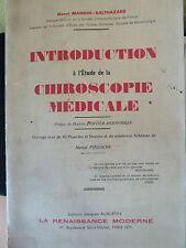 Mangin-Balthazard - Introduction à l'étude de la Chiroscopie médicale-Main-1932