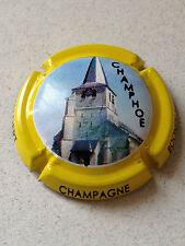 Capsule de champagne BOONEN-MEUNIER cuvée champhoe (5b. contour jaune)