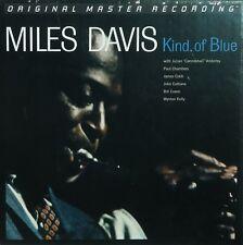 TAS MILES DAVIS Kind Of Blue Mobile Fidelity Sound Lab MFSL Box NEW Audiophile