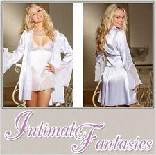 Unbranded Satin Floral Lingerie & Nightwear for Women