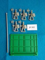 Battle Masters - 5 Soldados de Infanteria del Imperio con Base de Unidad - JU321