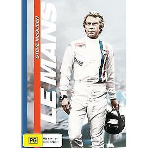 Le Mans DVD ***NEW SEALED*** Region 4