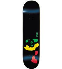 Enjoi Skateboard Deck Rasta Panda 8.0' BRAND NEW DECK IN SHRINK