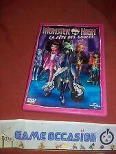 MONSTER HIGH LA FIESTA DE LOS DEMONIOS DVD