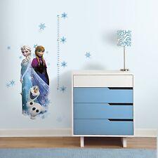 RoomMates 54531 RM - Disney Frozen Messlatte Wandtattoo 20 tlg.