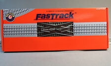 LIONEL FASTRACK 22.5 DEGREE CROSSING train fas track intersection x-ing 6-12050