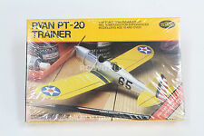 Testors 1/48 Model  Plane  RYAN PT-20 TRAINER   -NEW - #00