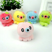 Cute Octopus Plush Toys Small Pendant Kawaii Baby Doll Cute Cotton Soft kid gift