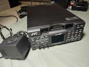 JVC BR-DV6000U Professional DV MiniDV Video Cassette Recorder only 1100 Hours