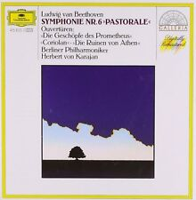 "LN= Ludwig van Beethoven: Symphony no.6 ""Pastoral"" / Overtures"