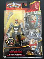 Power rangers megaforce robo knight + card