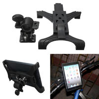 """Cycle Bike bicycle Mount .Holder For iPad 3 4 Galaxy 7-11"""" Tablet."""