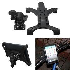 "Cycle Bike bicycle Handlebar Mount .Holder For iPad 3 4 Galaxy 7-11"" Tablet."