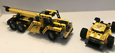 Lego Vehicles Lot Tow Truck With Yellow Car