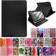 Smart Leather Stand Cover Case For Amazon Kindle Fire 7/HD 8/HD 10 Alexa Tablet
