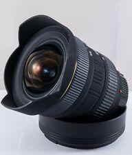 EXC+++ Sigma AF 12-24mm f4.5-5.6 EX DG lens Sony Alpha, Minolta Maxxum A Mount
