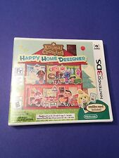 Animal Crossing *Happy Home Designer* (3DS) NEW