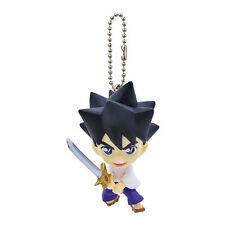 Detective Conan Kurogane Yaiba Mascot Swing Key Chain Anime Manga NEW