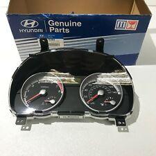 2006 2007 2008 Hyundai Accent Speedometer Instrument Cluster 940011E263 NEW OEM
