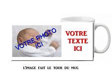 mug tasse ceramique personnalisé photo et texte au choix réf 00