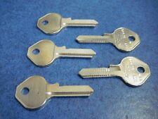 ILCO 1092H Key Blank Master Lock Pad Lock KAR 6173