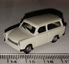 HERPA 3088 ANTIQUE DDR TRABANT 601 S UNIVERSAL GERMANY SCALE 1:87 HO OCCASION