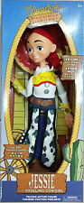 TOY STORY SHERIFF JESSIE DOLL KID BABY SOFT TALKING ACTION FIGURES TOY