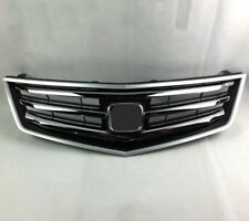 For Acura TSX 2009-2010 Auto Part Front Bumper Grille Radiator Installs Refit
