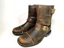 UGG Australia Uggs 5627 Rockville Mens 10.5  Distress Leather Sheepskin Boots 44