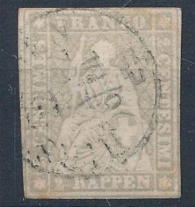 [54769] Switzerland Rare classical stamp Used Very Fine