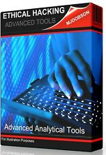 Ethical Hacking Tools  Advanced Analytical Tools Immediate Download