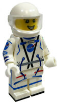 Brick Loot Exclusive Licensed NASA Astronaut Custom LEGO® Minifigure LTD EDITION