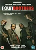 Four Brothers [DVD] NEW & SEALED FAST DELIVERY