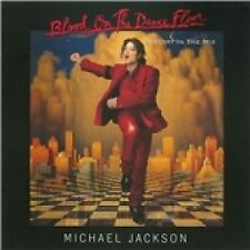 Blood on The Dance Floor 5099748750020 by Michael Jackson CD