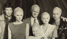 Alien Nation Photo Lot of 5 / Fox Television 1989 glossy b&w 8 X 10 Rare