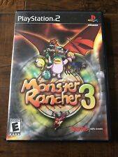 Monster Rancher 3 Sony PlayStation 2 PS2 Game NICE With Original Case