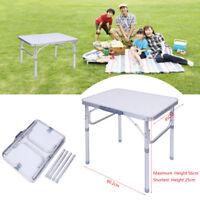 Campingtisch Falttisch Klapptisch verstellbar Tisch für Camping Picknick ST -02